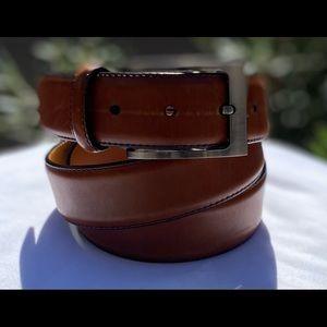 NW Magnanni Spanish Made 🇪🇸 Leather Belt, 40